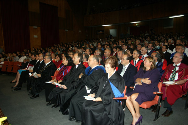 Opening of the Academic Year 2009-2010
