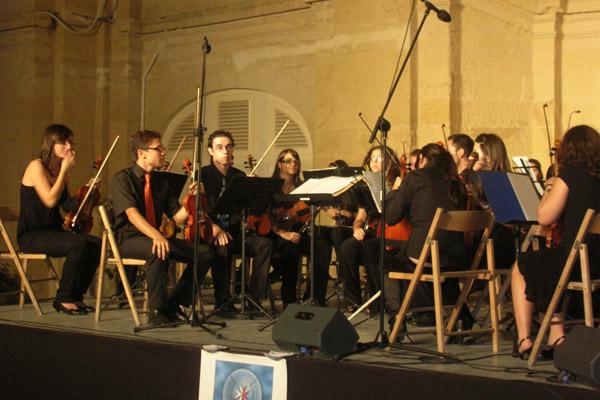 The University Junior College Orchestra