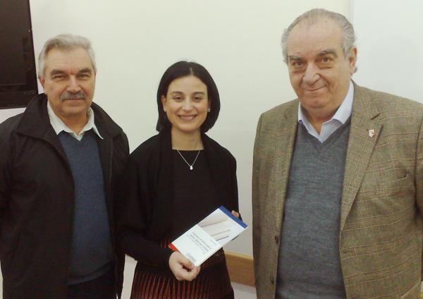 Georgina Scicluna book Launch