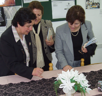 Lace Day 2008