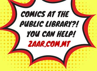 Libraries Zaar campaign