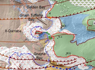 Geomorphological Mapping in Coastal Areas