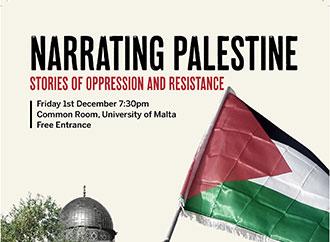 Narrating Palestine