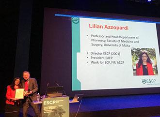 Prof. Lilian Azzopardi