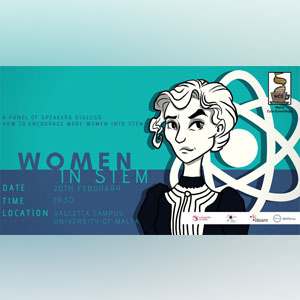 Women in STEM University of Malta