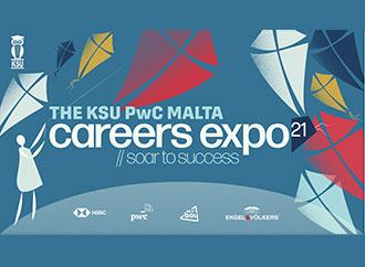KSU careers expo banner