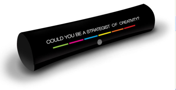 Could you be a Strategist of Creativity?