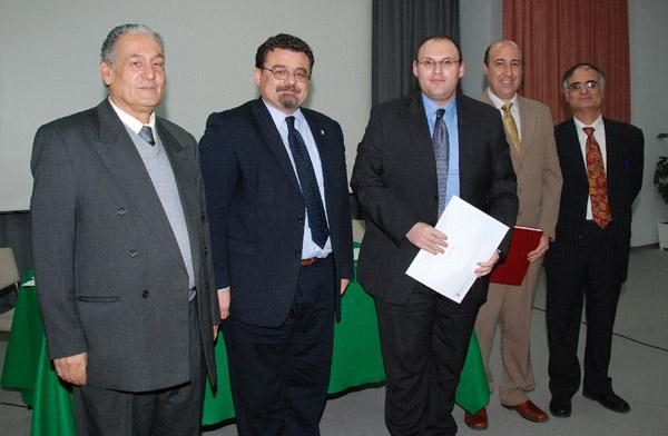 Dept. of Accountancy Presentation of Awards 2009