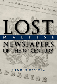 Lost Maltese Newspapers of the 19th Century