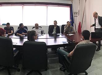 Estport meeting