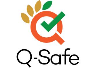 Q-safe logo