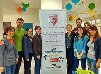 Diploma in Creativity, Innovation and Entrepreneurship in Gozo