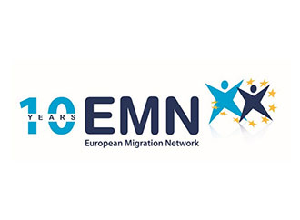 EMN 10 years logo
