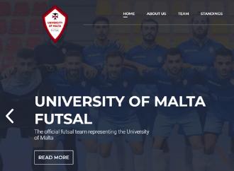 futsal website