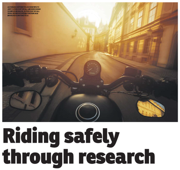 Riding Safely through Research