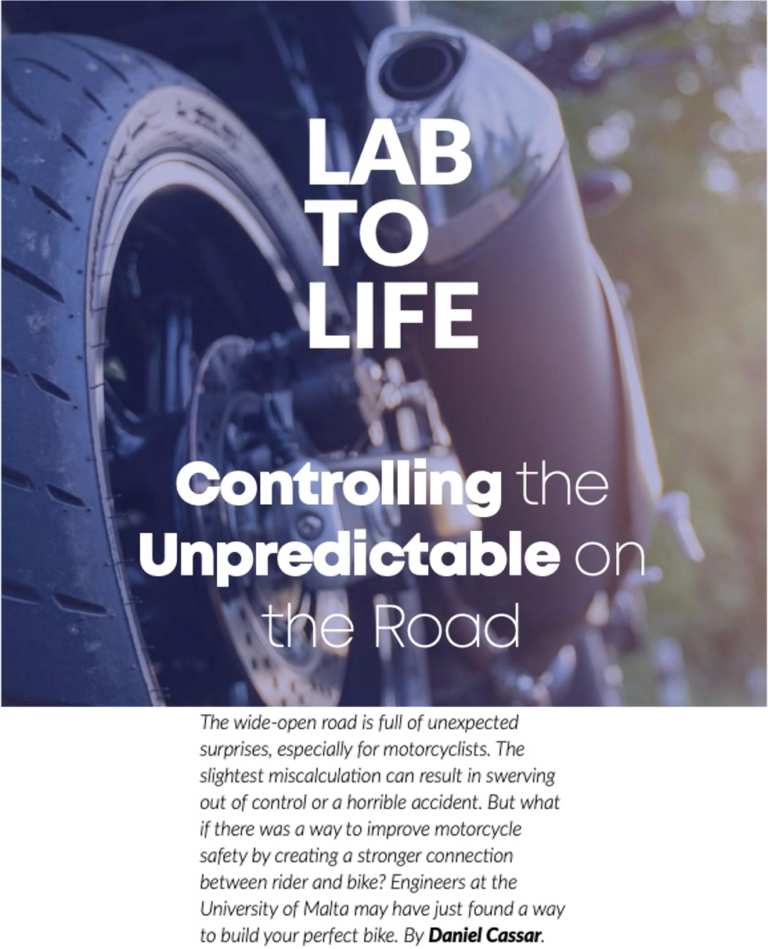 Lab to Life THINK Article